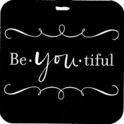 Text: Be.You.tiful
