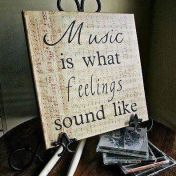 music and feelings
