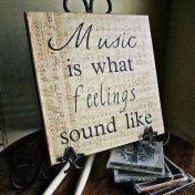 music and feelings